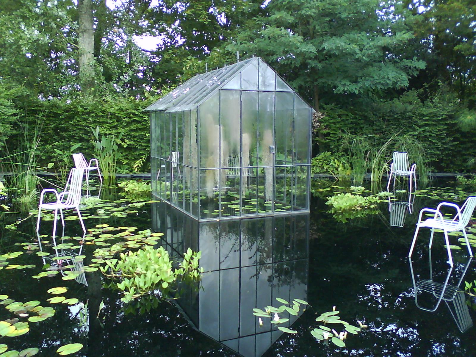jardin corps et âme à Chaumont sur Loire